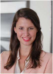 Petra Oszetzky,  Public relations expert & advisor, event planner.
